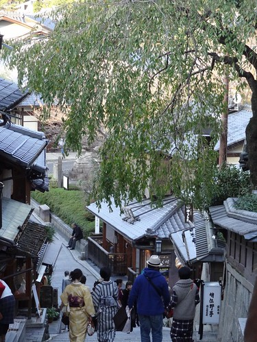 Pottery district - Kyoto by girl from finito