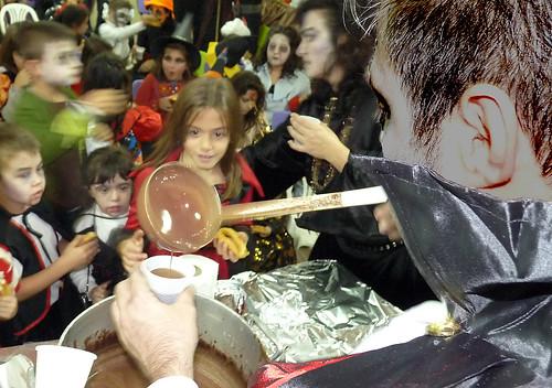 Halloween en la Ludoteca