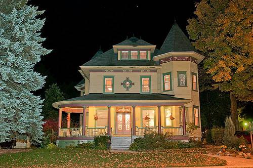 Gite Sleepy Hollow (Mille-Îles, Ontario, Canada)