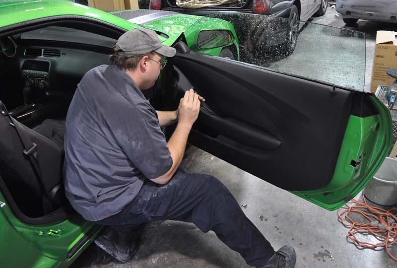 5th Gen Chevy Camaro Clean Cut Creations Vintage Auto Works
