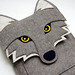 Wolf MacBook Messenger Bag