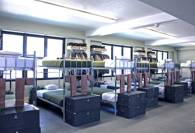 Parris Island Bunks | Explore m.diane johnson's photos on Fl ... Malinhead