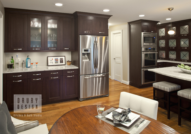 Transitional kitchen for Transitional kitchen ideas