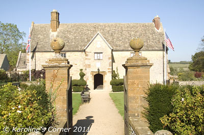 Sulgrave-Manor
