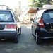 Honda Civic Wagon, Honda Fit