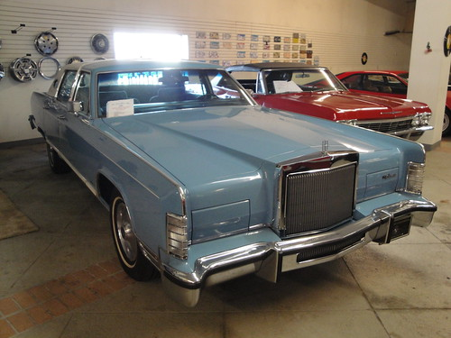 79 Lincoln Continental Town Car