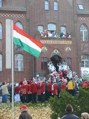 Mittenwalder Karnevalsfahne