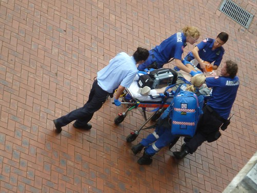 Life or Death Situation - Ambulance Service of NSW