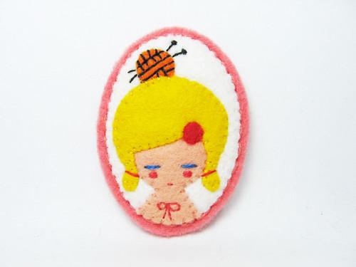 Daily knitter