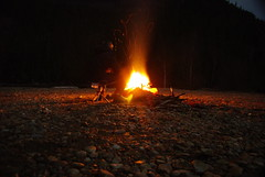 Camping for Oktoberfest