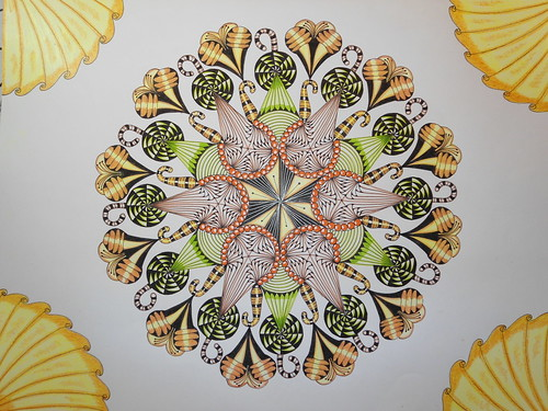 ice-cream mandala