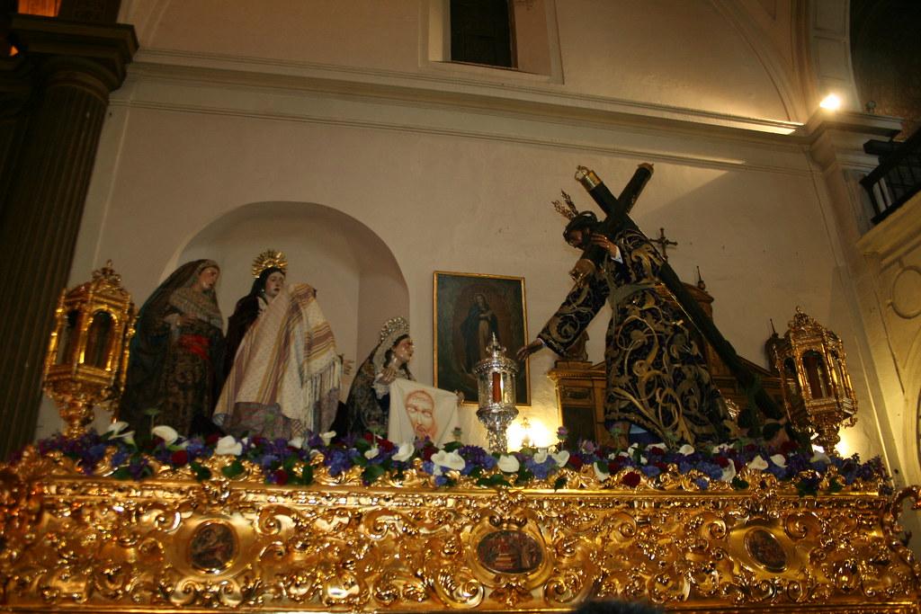 Hermandad del Valle de Sevilla, Jueves Santo 2011