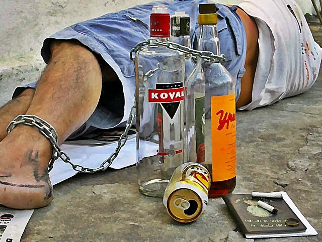 O plano de medidas em alcoolismo