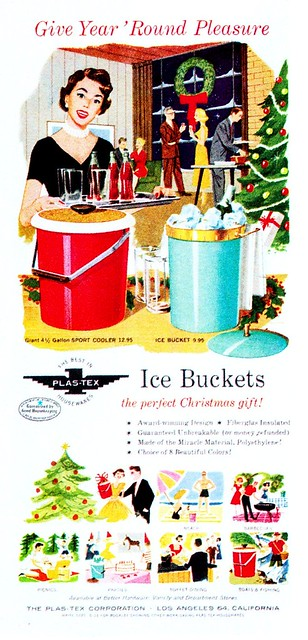 Give Year 'Round Pleasure with Polyethylene!