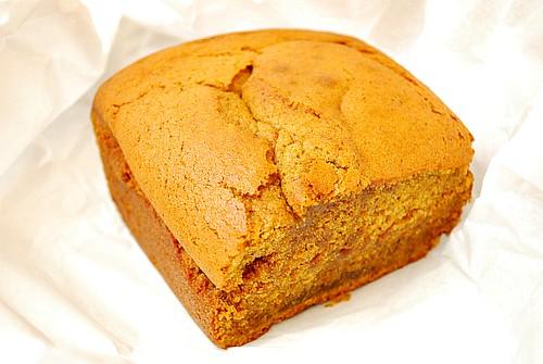 Instant Pot: Pumpkin Loaf