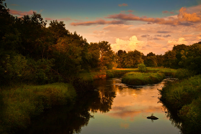 Badfish goodnight flickr photo sharing for Fish creek wi weather
