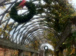And So This Is Christmas! - Wreaths in Columbus Park