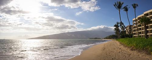 Kihei beach, Maui, Hawai'i
