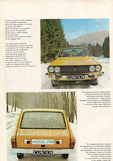 1980 Dacia Break 1310