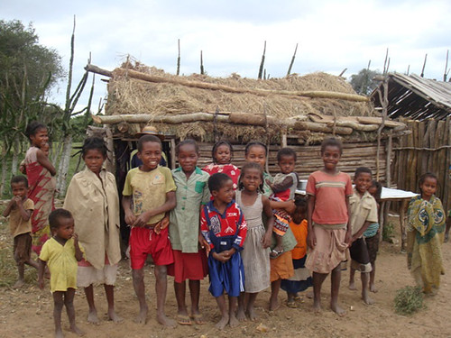 CRP graduate student, Nancy Ferguson, visits Madagascar as part of her internship with the WFP