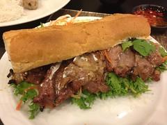Barbecue Pork Bahn Mi