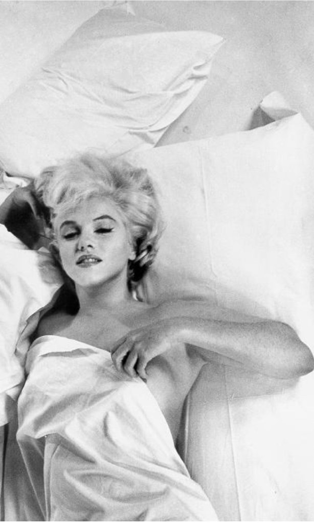 Marilyn Monroe Bed Sheets