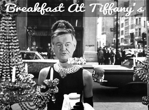 BREAKFAST AT TIFFANY'S by Colonel Flick