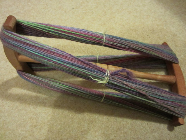 Alchemy fibre arts N-plied BFL (3)