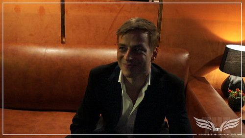 The Establishing Shot: Resistance Premiere - Tom Wlaschiha in Conversation - Curzon Mayfair by Craig Grobler