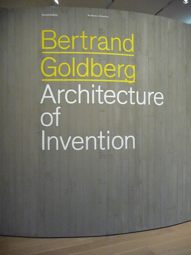 Bertrand Goldberg Exhibit
