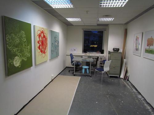 Studio of Liv Eiene