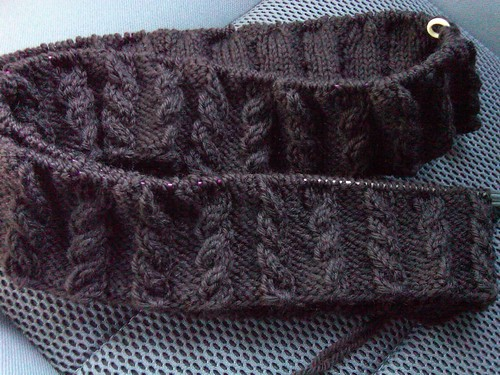 Sweater begins
