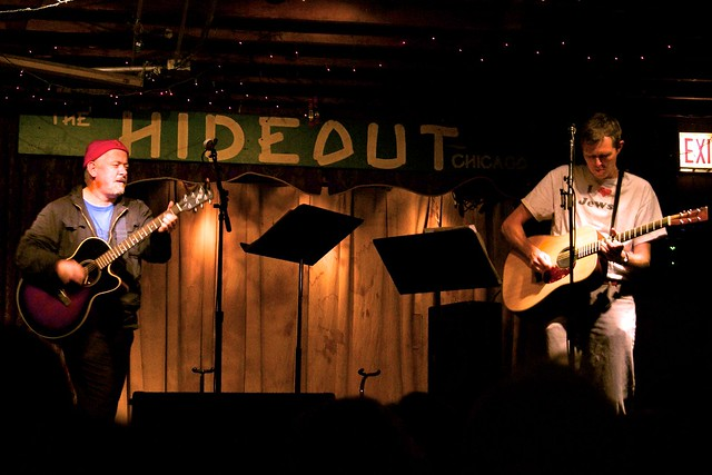 Jon Langford & Robbie Fulks Encore 1
