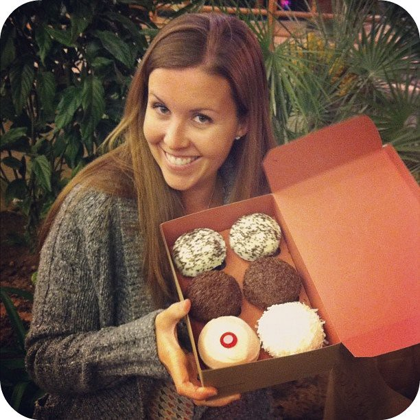 Just a few @sprinkles for @drewbphoto tonight.
