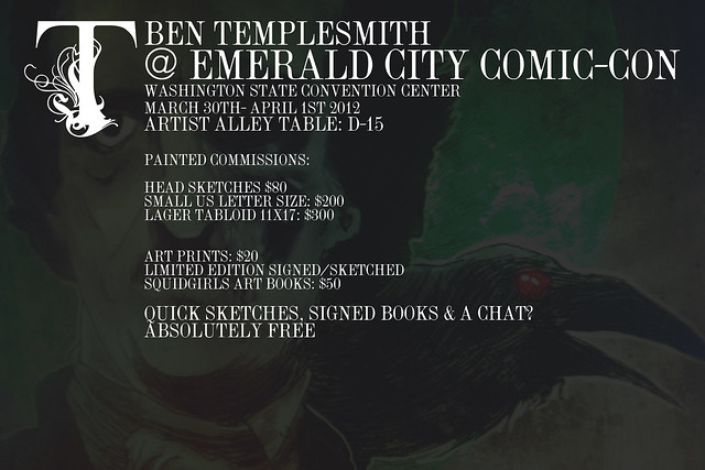 EMERALD CITY COMIC-CON
