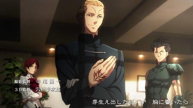 Lancer阵营:肯主任,Fate Zero,fate系列