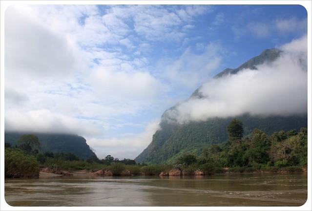 nam ou river laos