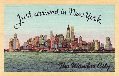 VintageNYCPostCard