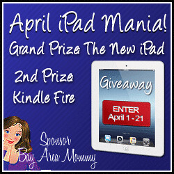 Win The New iPad or $550 or Kindle Fire or $200! {Ended}