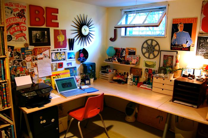 Creative Desks creative desks: ward jenkins | blue ant studio