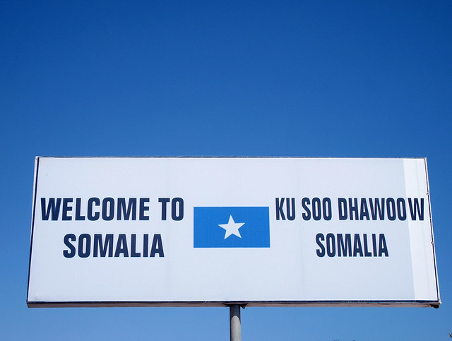 Welcome to Somalia