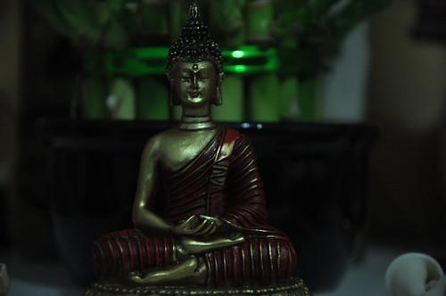Dhyana mudra - Meditation Buddha