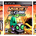 Ratchet & Clank All 4 One pre-release box art: Phase II