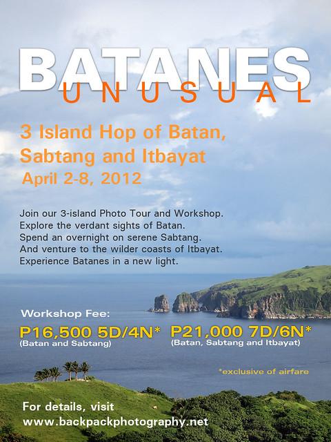 BP Batanes Poster