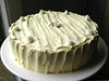 Lemon chiffon layer cake