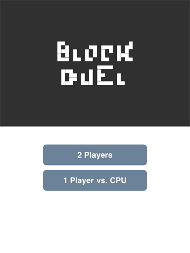 BlockDuel Screen