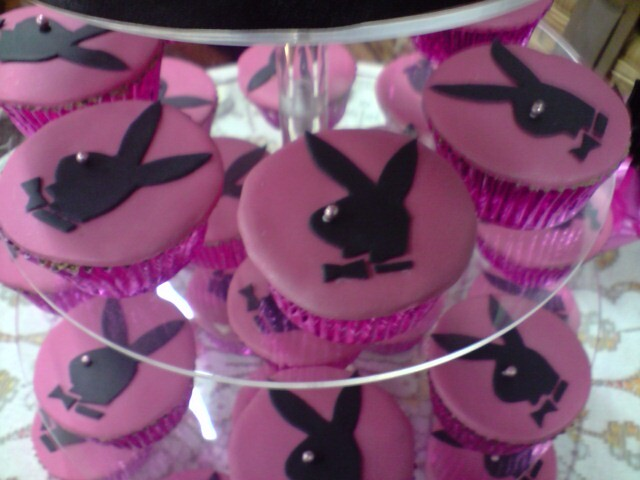 Playboy Cake Design : Coolest Playboy Bunny Birthday Cake 3 LONG HAIRSTYLES