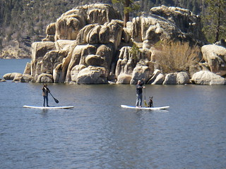 Big Bear Lake - Spring Break 2009
