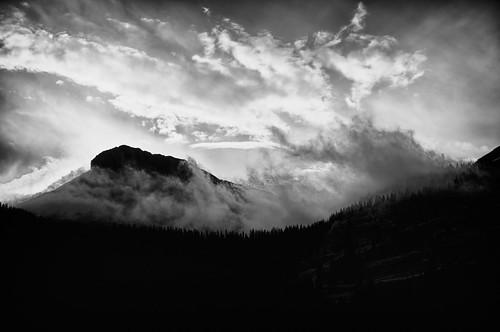sky bw fall clouds colorado silverton sanjuans bearcreek sanjuanmountainrange molascreek sultancreek