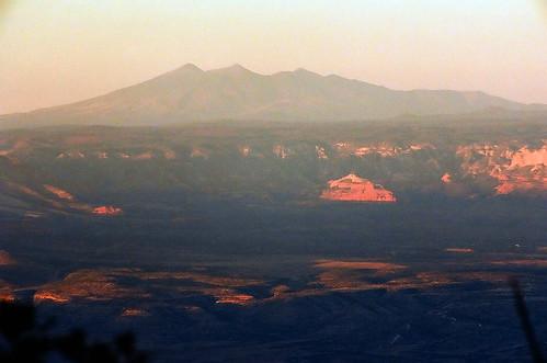 peaks view